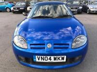 2004 MG TF 1.6 Cool Blue 2dr