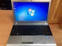 i3 4GB Ram Samsung HD Fast Laptop 320GB,Window10,Microsoft office,Ready,Excellent condition