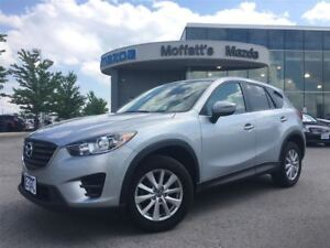 2016 Mazda CX-5 GX AWD BLUETOOTH, CRUISE, 17 ALLOY RIMS