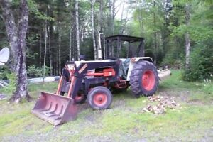 1210 Case Tractor