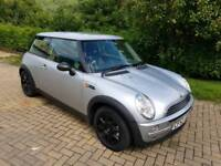 2002 mini one 1.6 with NEW MOT ono