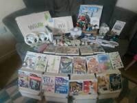 Nintendo Wii HUGE BUNDLE