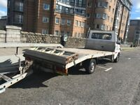 VERY RARE 2.7 ENGINE-MERCEDES LWB-RECOVERY TRUCK & TRAILER, FINANCE AVAILABLE
