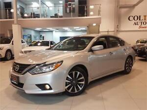 2016 Nissan Altima 2.5 SV-REAR CAM-BLUETOOTH-ONLY 63KM