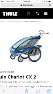 Thule chariot cx