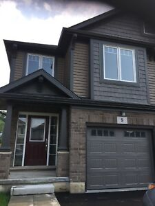 Thorold -Available now -Brand New house for lease