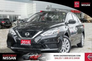 2016 Nissan Sentra,accident free only 800kms, stick shift