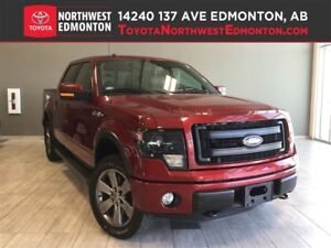 2014 Ford F-150 FX4 | Heat/Cool Leather | Backup Cam | Park Asst