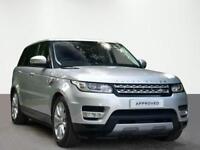 Land Rover Range Rover Sport SDV6 HSE (silver) 2015-07-15