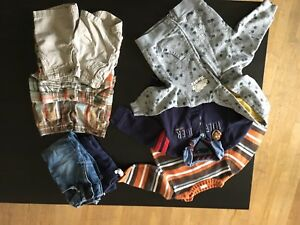 18to 24 month boy clothes lot