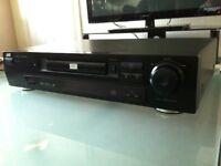 JVC DVD Player.