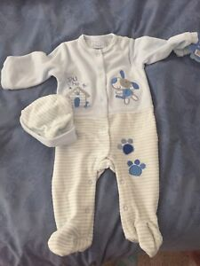 Lot of infant boys clothes- NEW- 3-6mths