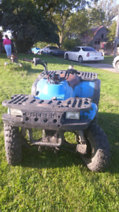 98 300 polaris quad (SOLD) ppu in am