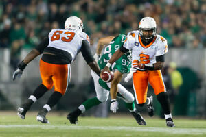 Buy tickets for BC Lions vs. Saskatchewan Roughriders
