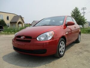 2008 Hyundai Accent Coupe (2 door)