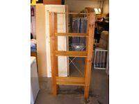 Solid Wood Ikea Book or Display Shelf in Pine