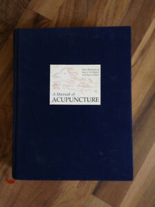 A Manual of Acupuncture by Peter Deadman