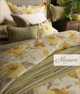 Queen Duvet Cover and Shams- Revelle made in Italy NEW!!