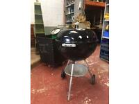 Weber Kettle Charcoal BBQ in Black