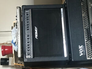 pv and vox guitar combo amps for sale, $150 a piece OBO