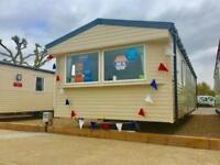 Static Caravan Nr Clacton-on-Sea Essex 2 Bedrooms 6 Berth Willerby Etchingham