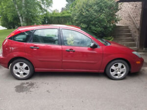 2004 Ford Focus ZX5 Wagon