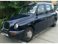 TX1, London Black Cab