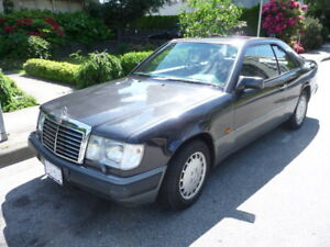 1991 Mercedes-Benz 300-Series grey Coupe (2 door)