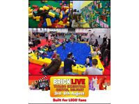 Bubbly and reliable staff required for Brick Live Belfast!