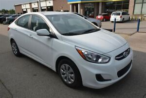 2016 Hyundai Accent L/AUTOMATIC/AIR CONDITIONING