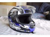 HJC full face Motorcycle helmet