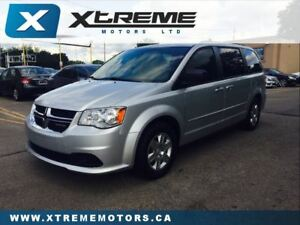 2012 Dodge Grand Caravan Stow and Go