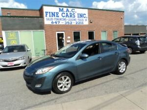 2011 Mazda MAZDA3 GS - SUNROOF - CERTIFIED