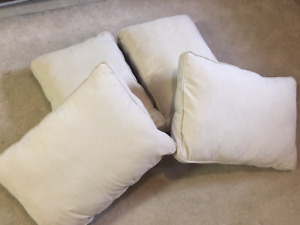 4 Spotless Pier 1 Imports Outdoor Pillows Priced to Move