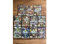 SIMS 3 and Expansion Game Bundle