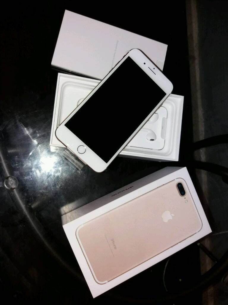 Iphone 7 Plus 256G brand new UNLOCKED