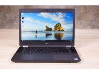 Dell latitude e5470 14FHD screen with extras