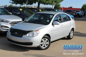 2009 Hyundai Accent AIR CONDITIONING   ECONOMICAL TO OWN!