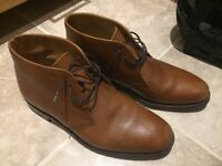 Loake shoes/boots- kempton size 8