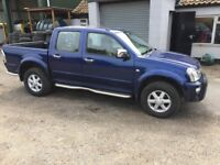 ISUZU RODEO DENVER 3.0L TURBO DIESEL PICK UP 2006