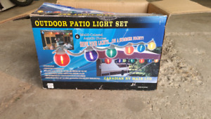 RV Awning Lights