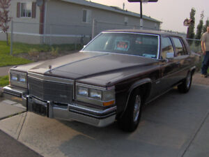 1983 Cadillac DeVille Chrome For Sale