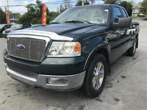 2005 Ford F-150 Lariat LEATHER,4X2, V8, AS TRADED