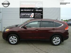 2013 Honda CR-V EX - 84mth/160 warranty