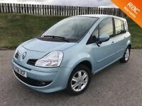 2008 RENAULT GRAND MODUS DYNAMIQUE 1.2 TCE 100PS - 42K MILES - F.S.H - 5 STAR SAFETY - 3 MONTHS