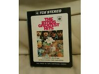 THE BYRDS GREATEST HITS 8-TRACK STEREO TAPE CARTRIDGE