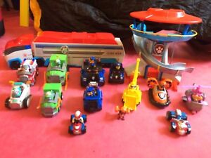 Paw Patrol Toy Collection