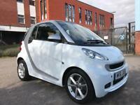 2011 SMART CAR FOR TWO PULSE HALF LEATHER 27,000 MILES!!!!