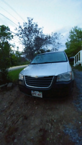 2008 town and country