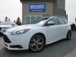 2014 Ford Focus ST + TURBO, MAGS18, TOIT, CUIR